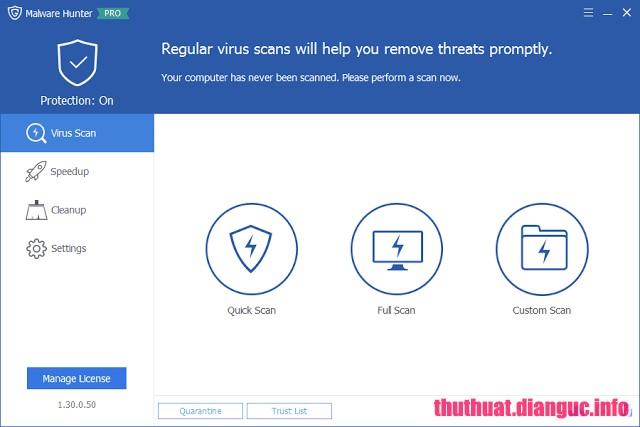 Download Glarysoft Malware Hunter Pro 1.61.0.647 Full Serial – Bảo vệ máy tính toàn diện