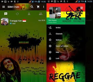 BBM Mod Reggae