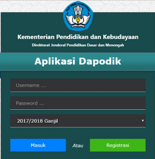 Dapodikdas 2018