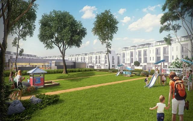 FLC Premier Park sở hữu vị trí trung tâm và không gian tiện ích sống xanh