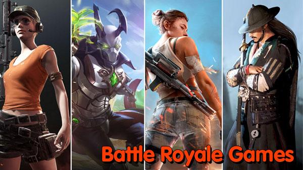 Battle Royale 2018