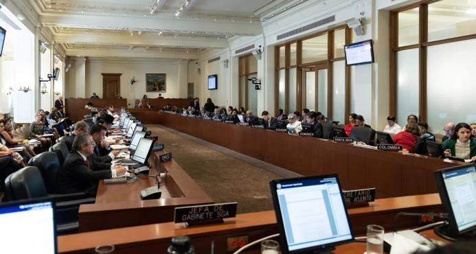 La República Dominicana fijará su posición sobre Venezuela en asamblea OEA