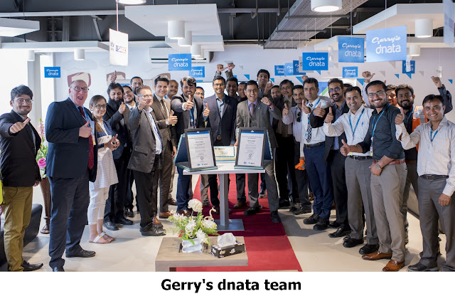 Gerry's dnata demonstrates high safety standards; becomes first ground services provider to achieve ISAGO Registration in Pakistan