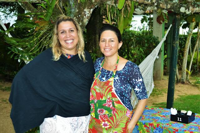 Catarina Oliveira e a sua comida caiçara