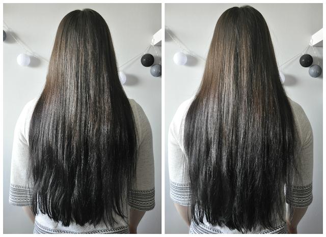 maska anwen do włosów średnioporowatych - pierwsze wrażenie
