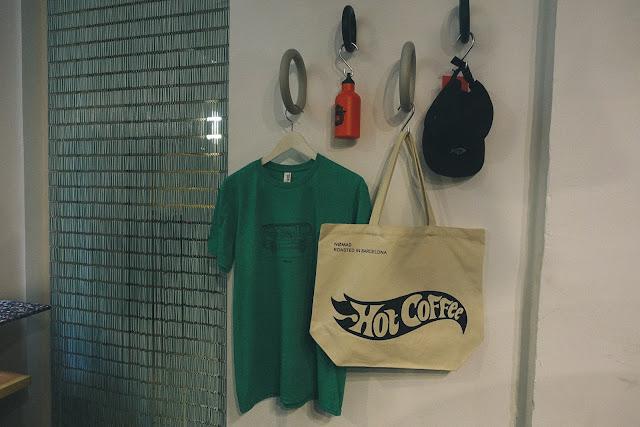 ノマド・コーヒー・ラボ・アンド・ショップ(Nømad Coffee Lab & Shop)