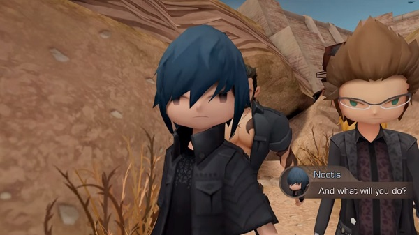 Download Final Fantasy XV Pocket Edition Mod Unlocked All Chapters