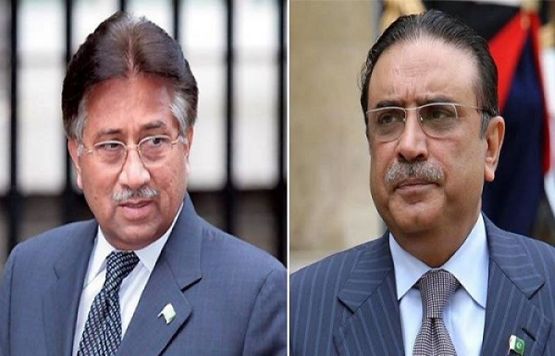 SC To Keep Musharraf, Zardari Asserts Points Of Interest Secret In NRO Case