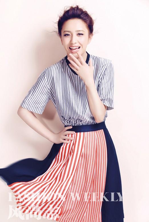 Actress Tong Liya   China Entertainment News