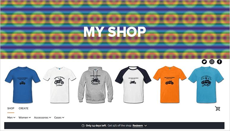 Halaman produk afiliasi Amazon