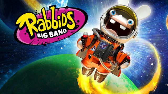 Rabbids Big Bang v2.2.1 Modded Apk