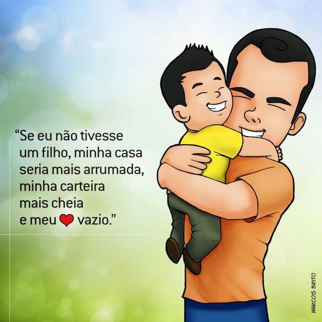 Frases Para Pai Que Não Liga Para O Filho