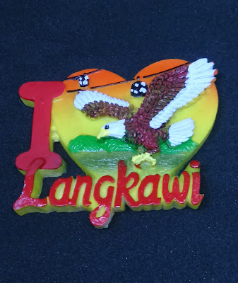Ole-ole dari Langkawi