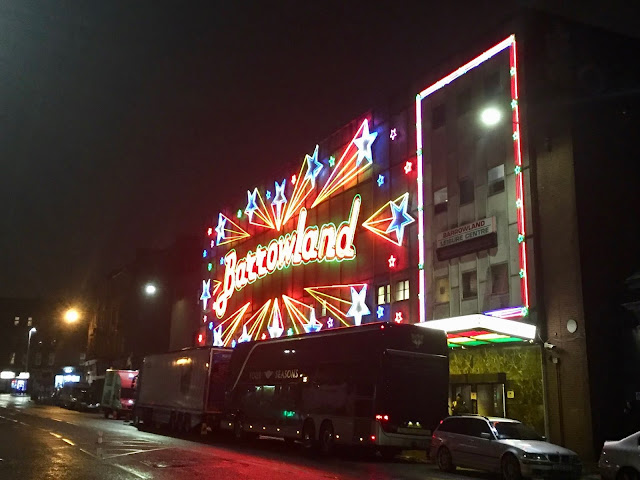 Glasgow Barrowland Ballroom