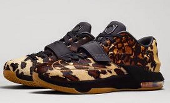 4ed0556c4ba The Nike KD 7  Longhorn State  aka