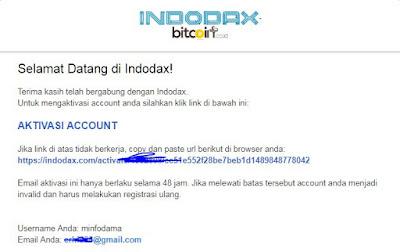 Cara Membuat Akun Bitcoin Untuk Trading Di Indodax