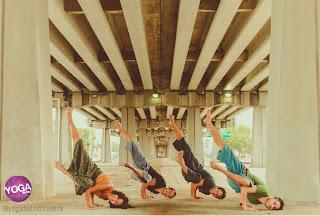 yoga district blog tgif