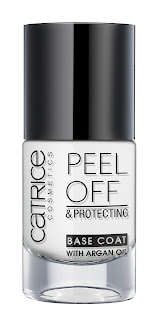 Catrice Peel Off & Protecting Base Coat