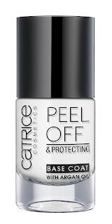 Catrice Peel Off & Protecting Base Coat