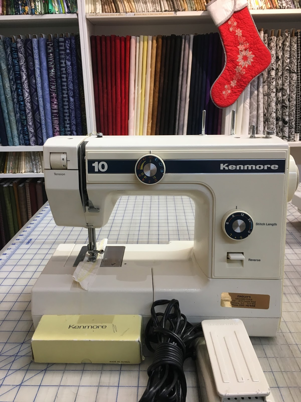 Previously Loved Sewing Machines For Sale