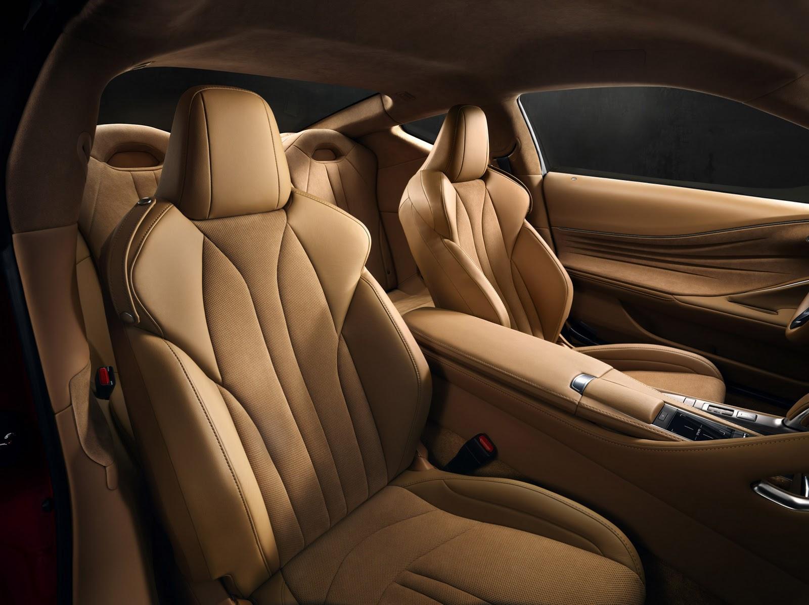 Lexus LC 500h Hybrid 2017