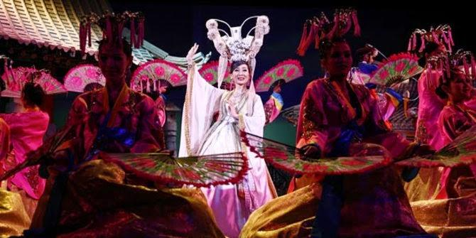 Kabaret Tiffany Ladyboy Pattaya