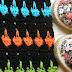 Como hacer el punto de Crochet Larksfoot