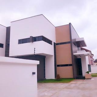 Obafemi Martins New Mansion