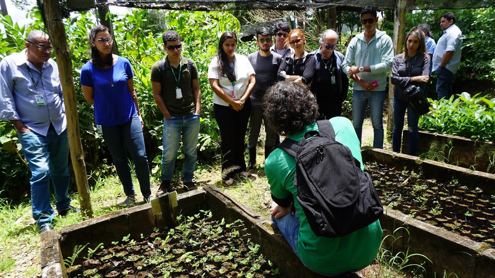 """Educação Ambiental: um dos temas discutidos na Revista """"Caminhos da Geografia"""". Foto: SUAPE - Fonte: https://www.flickr.com/photos/complexodesuape/24438870718"""