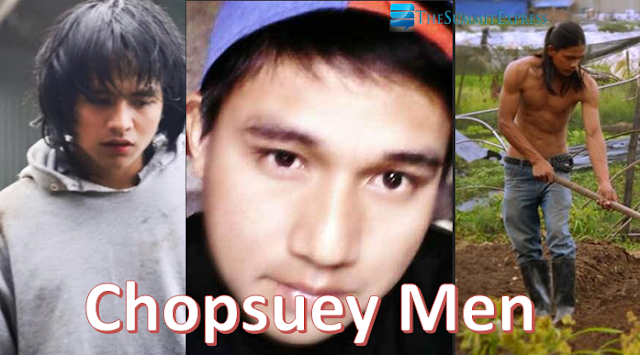 "Meet the ""Chopsuey Men"": Carrot Man, Cabbage Man and Strawberry Man"