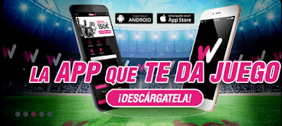 wanabet ya dispone de app android apple para tu movil smartphone y tablet