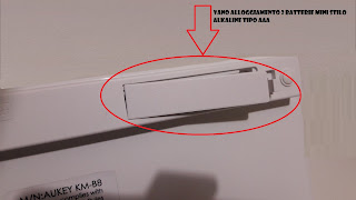 Tastiera senza fili Bluetooth AUKEY: recensione