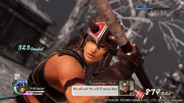 Review – Samurai Warriors 4 Empires toshihisa shimazu