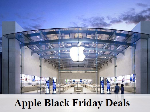 Apple app store deals black friday