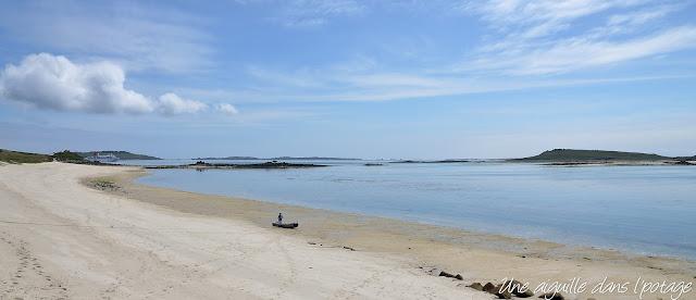 les îles Scilly Tresco