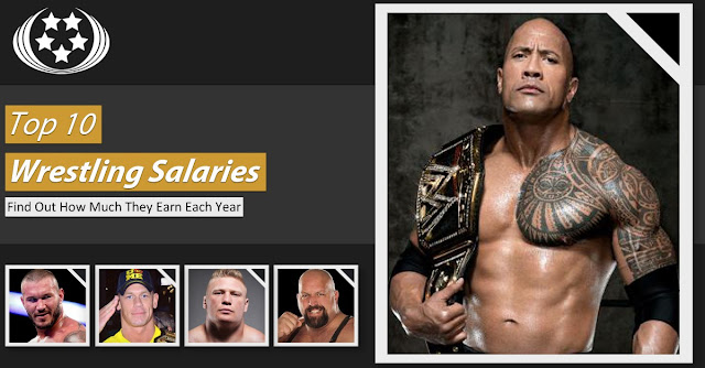 Top 10 wwe wrestling salaries