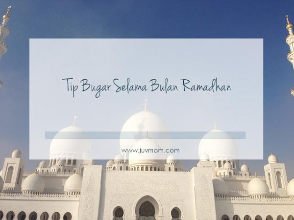 Tip Bugar Selama Bulan Ramadhan