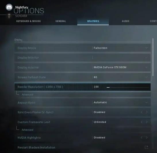 En İyi Performans ve Oynanış için Call of Duty Warzone Ayarları