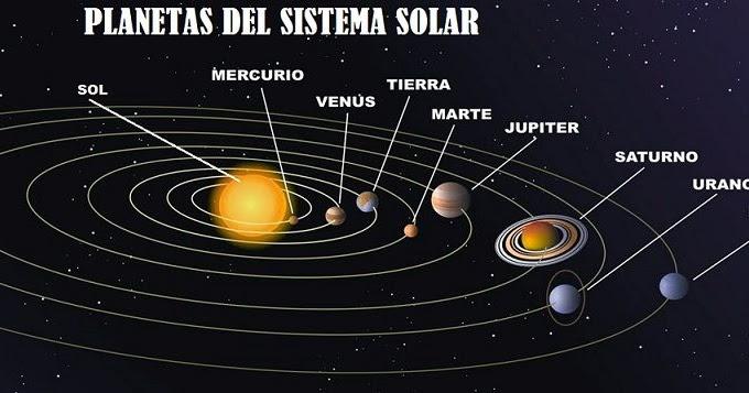 Resultado de imagen de La más bonita imagen del Sistema solar