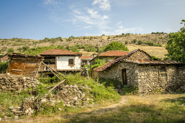 Upper neighborhood, Gradeshnica village, Mariovo