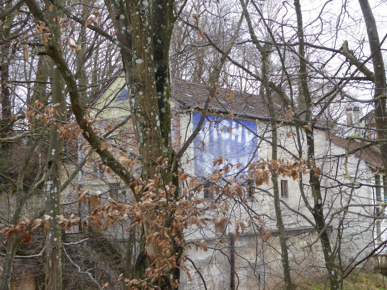 des signes sur les murs kodak et vichy merci l 39 hiver. Black Bedroom Furniture Sets. Home Design Ideas