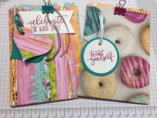 Mini Treat Bagd Stampin Up