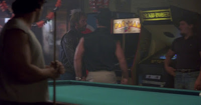 Chuck Norris - videojuegos película Código de silencio