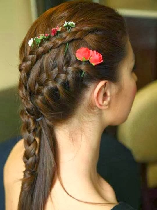 Amazing Hair Style for girls}