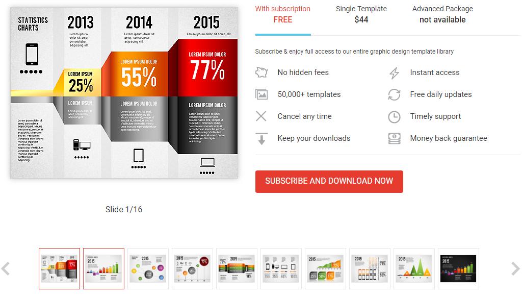 13 Situs Download Template Powerpoint Gratis Dan Super Keren