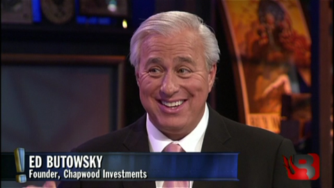 Ed Butowsky on The Blaze TV