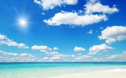 لماذا  السماء زرقاء؟