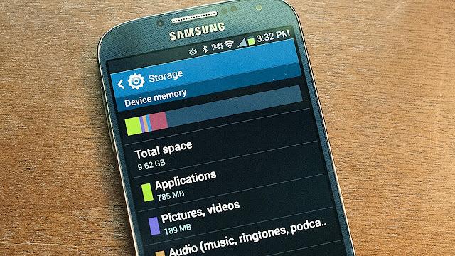 cara menghemat memori penyimpanan di smartphone
