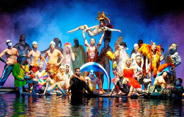 Show O do Cirque du Soleil em Las Vegas