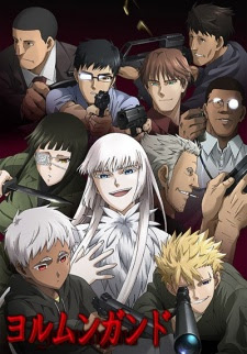 Jormungand BD S1 Subtitle Indonesia Batch Episode 01-12